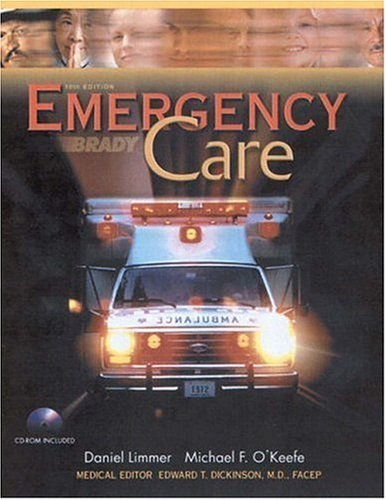 Emergency Care W/CD-ROM (Paper Version [With CDROM] 9780131142336