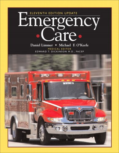 Emergency Care [With CDROM] 9780135005231