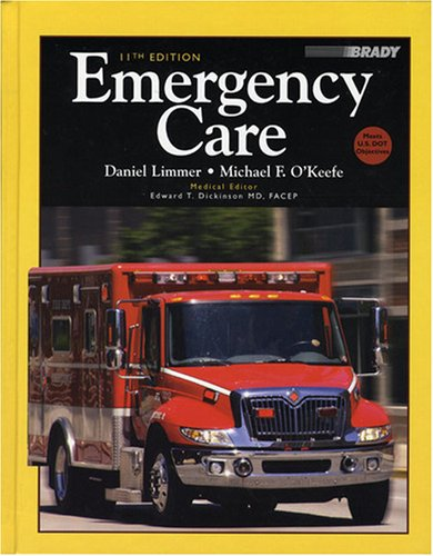 Emergency Care [With CDROM] 9780135005248