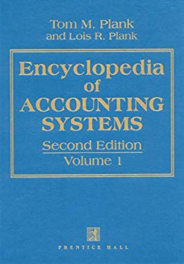 Encyclopedia of Accounting Systems 9780132768177