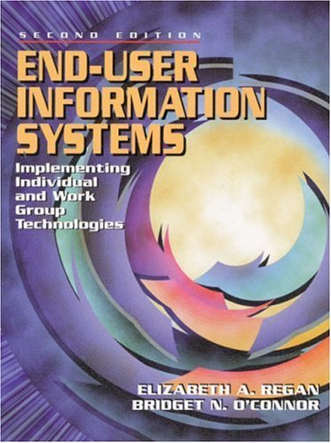 End-User Information Systems: Implementing Individual and Work Group Technologies 9780130182647