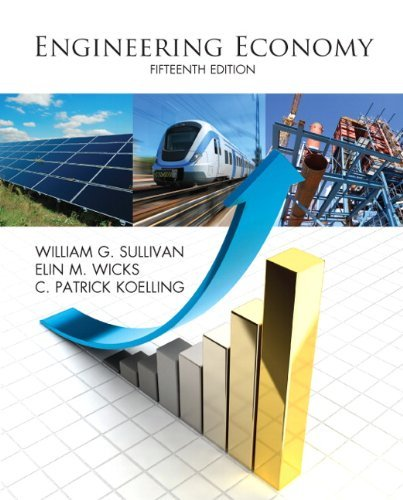 Engineering Economy 9780132554909