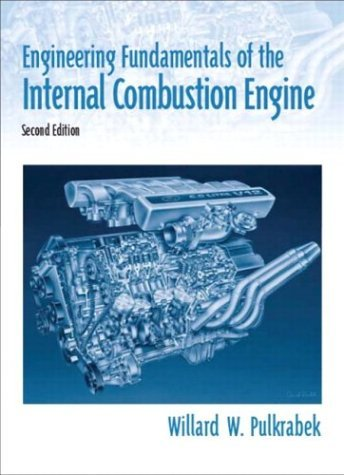 Engineering Fundamentals of the Internal Combustion Engine - 2nd Edition