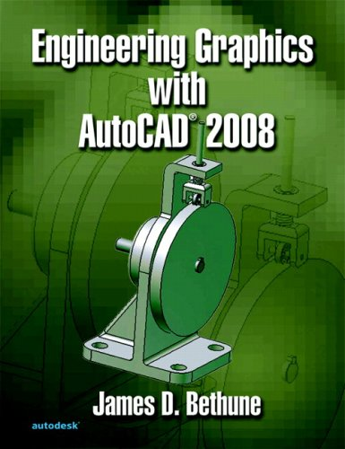Engineering Graphics with AutoCAD 2008 9780131592339