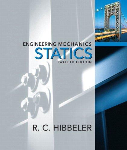 Engineering Mechanics: Statics 9780136077909