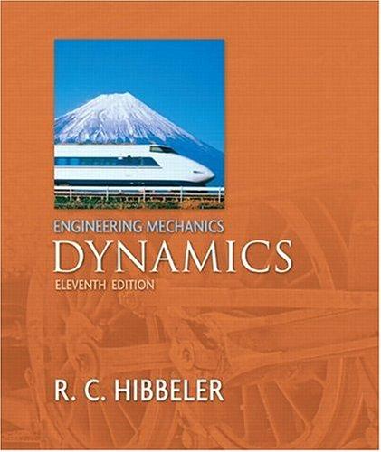 Engineering Mechanics - Dynamics 9780132215046