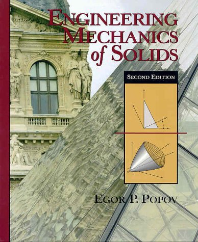Engineering Mechanics of Solids 9780137261598