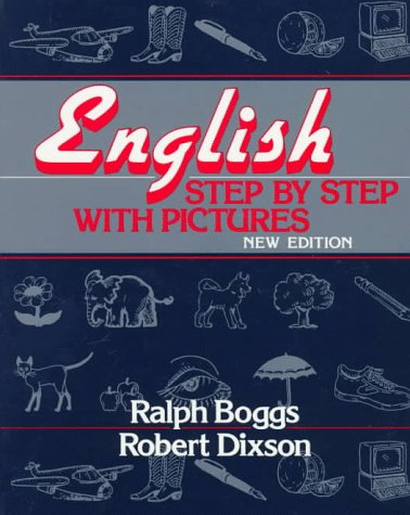 English Step by Step with Pictures 9780132771047