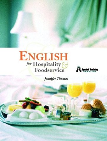 English for Hospitality and Foodservice 9780130484079