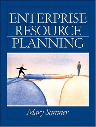 Enterprise Resource Planning 9780131403437
