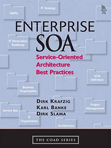 Enterprise Soa: Service-Oriented Architecture Best Practices 9780131465756