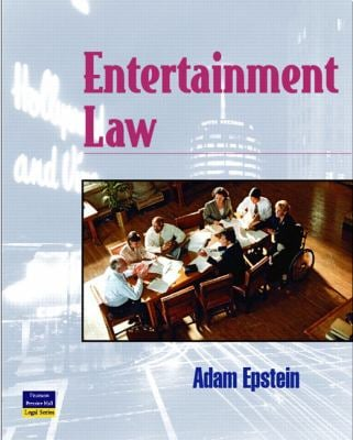 Entertainment Law 9780131147430