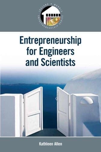Entrepreneurship for Scientists and Engineers 9780132357272