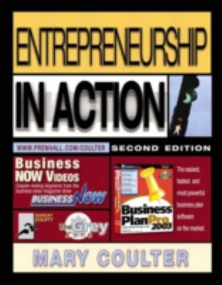 Entrepreneurship in Action 9780131011014