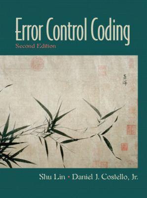 Error Control Coding 9780130426727