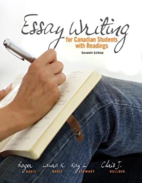 Essay Writing for Canadian Students with MyCanadianCompLab 9780132557597