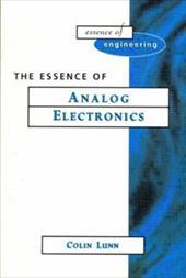 Essence Analog Electronics - Lunn, Colin / Lunn