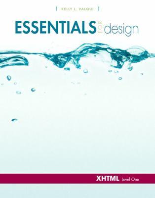 Essentials for Design XHTML- Level 1 9780131466456