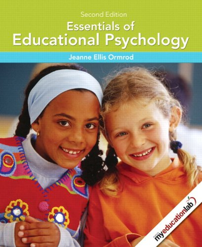 Essentials of Educational Psychology [With Access Code] 9780135035276