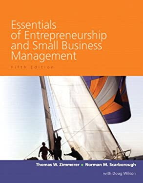 Essentials of Entrepreneurship and Small Business Management 9780132294386
