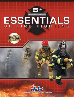 Essentials of Fire Fighting 9780135022344