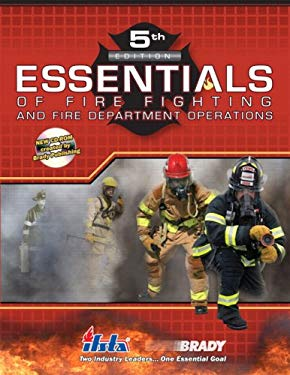Essentials of Fire Fighting and Fire Department Operations [With CDROM] 9780135151112
