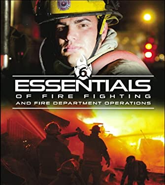 Essentials of Firefighting and Fire Department Operations 9780133140804