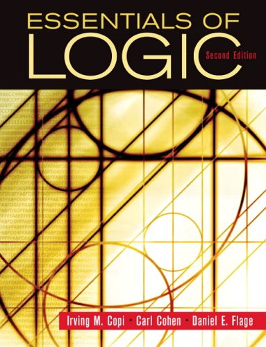 Essentials of Logic - 2nd Edition