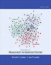 Essentials of Management Information Systems -  Laudon, Kenneth C., Paperback