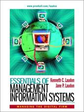 Essentials of Management Information Systems -  Laudon, Jane Price, Hardcover