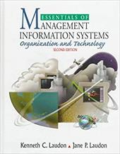 Essentials of Management Information Systems -  Laudon, Kenneth C., Hardcover