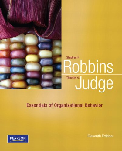 leadership robbins judge What is leadership leadership the ability to influence a group toward the  achievement of goals management use of authority inherent in designated  formal.