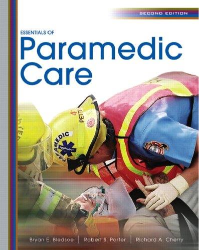 Essentials of Paramedic Care [With CDROM] 9780131711631