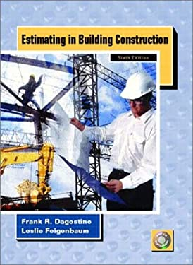 Estimating in Building Construction [With CDROM] 9780130604057