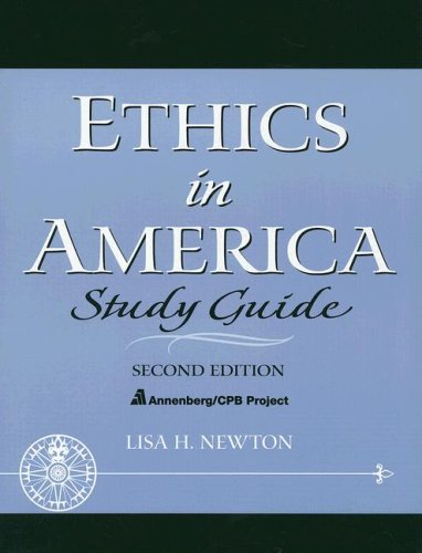 Ethics in America - 2nd Edition