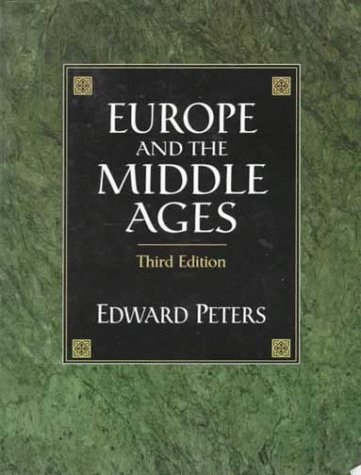 Europe and the Middle Ages 9780131059825