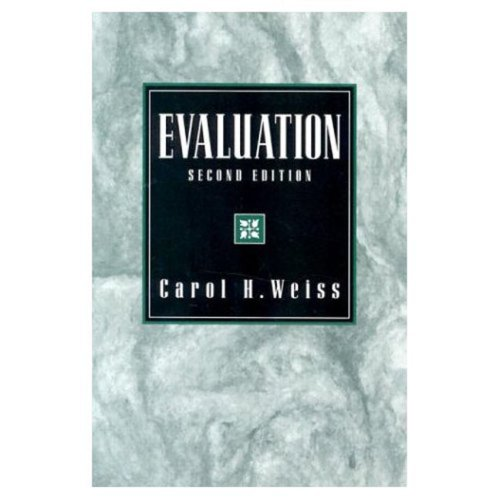 Evaluation - 2nd Edition