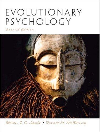 Evolutionary Psychology - 2nd Edition