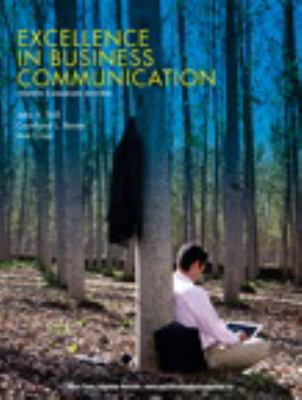 Excellence in Business Communication 4th Edition 9780137003990