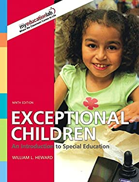 Exceptional Children: An Introduction to Special Education 9780135144367