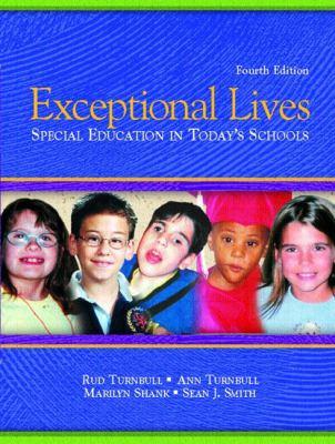 Excptnl Lives: Spec Edu&inclusv&explan Idea 9780132244978