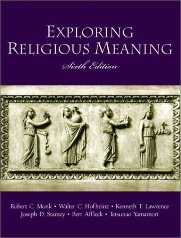 Exploring Religious Meaning 9780130923868