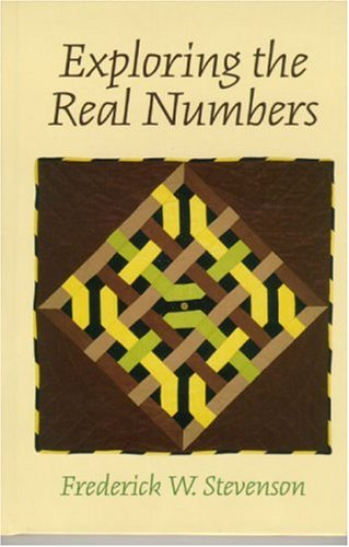 Exploring the Real Numbers Exploring the Real Numbers 9780130402615