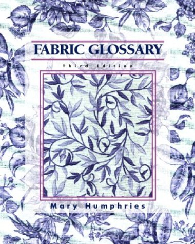 Fabric Glossary 9780130985491