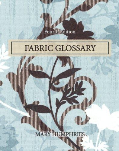 Fabric Glossary 9780135005972