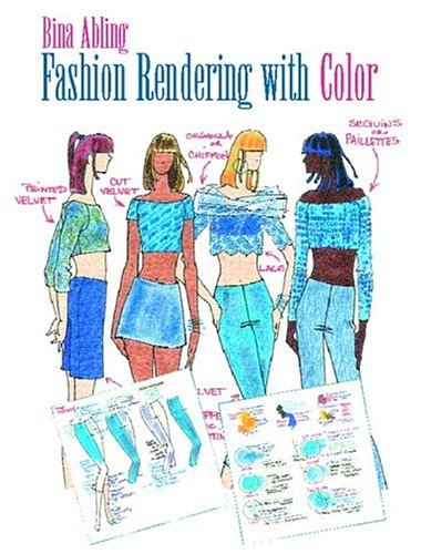 Fashion Rendering with Color 9780130144607