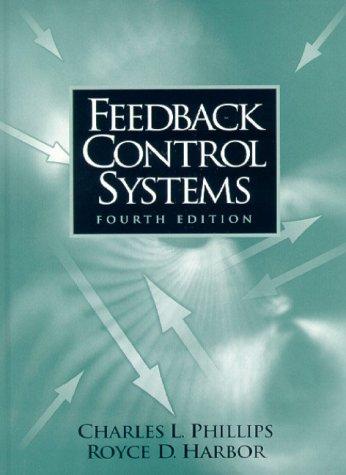 Feedback Control Systems 9780139490903