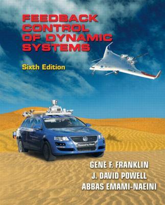 Feedback Control of Dynamic Systems 9780136019695