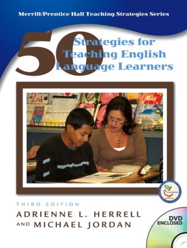 Fifty Strategies for Teaching English Language Learners [With DVD] 9780131992665