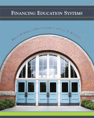 Financing Education Systems 9780130984586